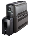 Datacard® CD800™ Duplex Card Printer with Dual Commercial Lamination Module and Tactile Impression Module Left Angle