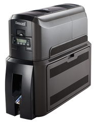 Datacard® CD800™ Duplex Card Printer with Dual Commercial Lamination Module Left Angle