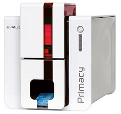Evolis Primacy Duplex Card Printer left