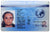 Datacard® CD800™ Tactile Impression Security Feature applied to ID Card