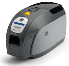 Zebra ZXP Series 3 Duplex Card Printer left