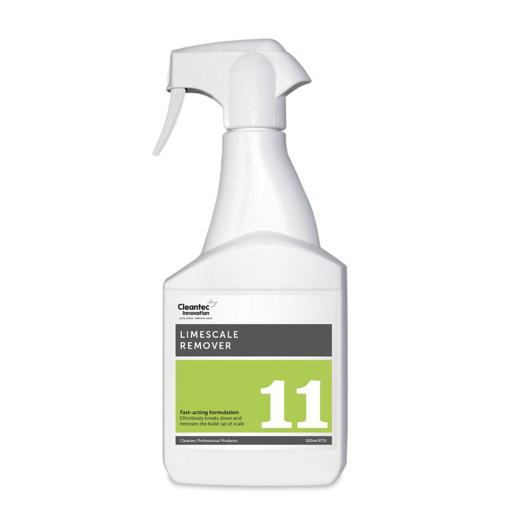 Pro 11 Limescale Remover: 500ml Trigger Spray Bottle