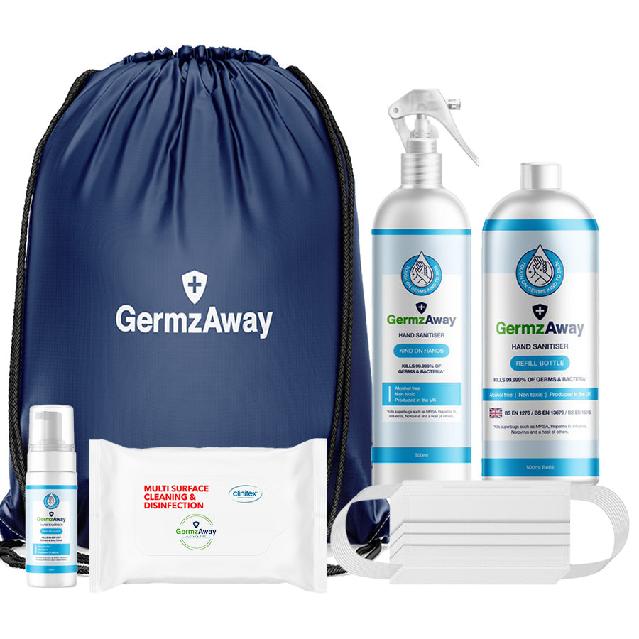 Commercial Infection Control Kit.