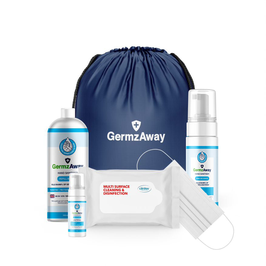 Everyday Infection Control Kits.