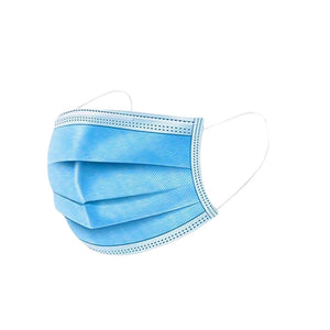 3-Ply Disposable Face Masks.