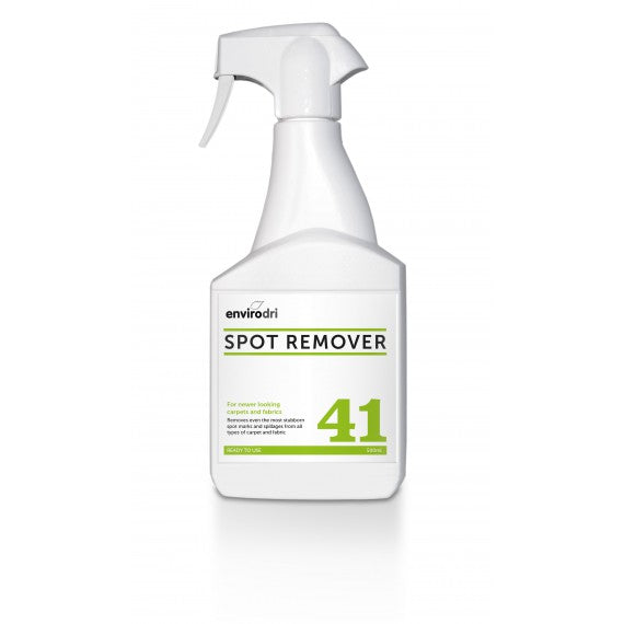 Pro 41 Envirodri Spot Remover: 500ml Trigger Spray Bottles