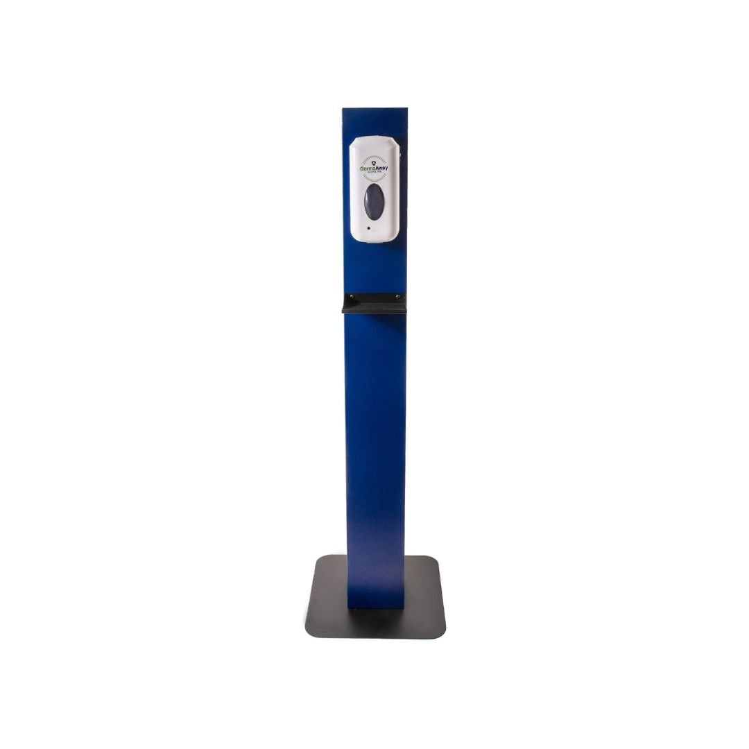 Hand Sanitising Dispenser Stands.
