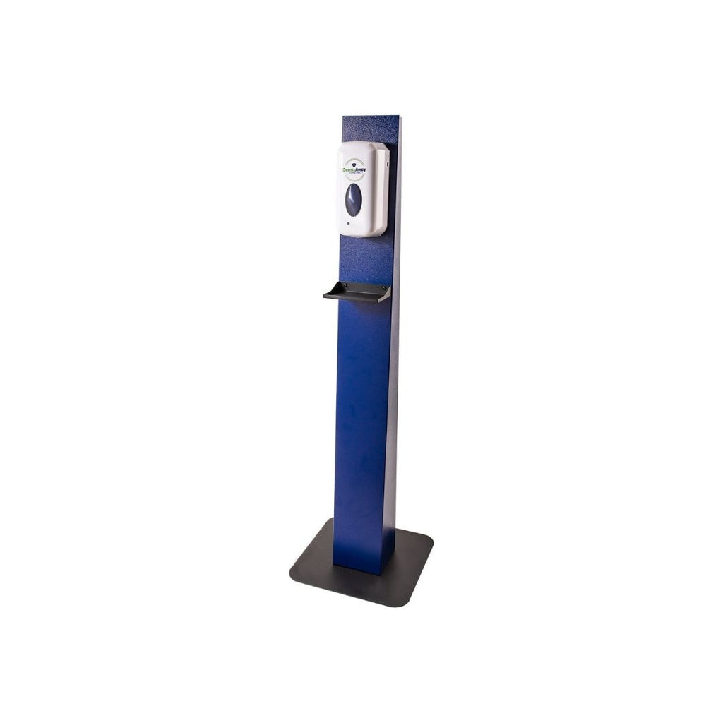Hand Sanitising Dispenser Stands With Auto Dispenser.