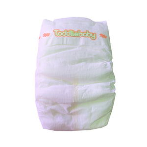 Toddliebaby Gentle Touch Diapers Size M - 46 pcs x 1 pack (46 pcs) - Taped