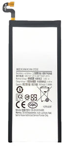Samsung S7 Edge Battery 3600mAh G935 (Standard High Quality)