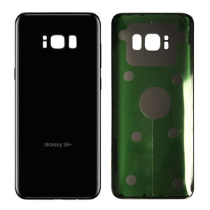 Samsung Galaxy S8 Midnight Black Back Glass Cover with Pre-Installed Adhesive (G950)