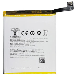 OnePlus 6 Replacement Battery 3300mAh BLP657 (Standard High Quality)