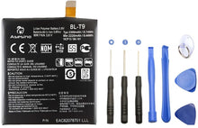 Load image into Gallery viewer, LG Google Nexus 5 Replacement Battery 2300mAh D820, D821, BL-T9 (Premium Asesino)