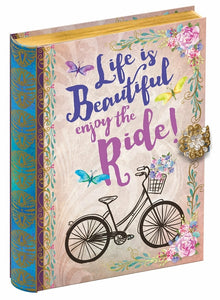 Jeweled Journal: Foils: Enjoy the Ride!