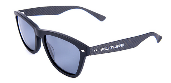 Carbon Fibre Combination Shades Polarized Midnight Black - Future