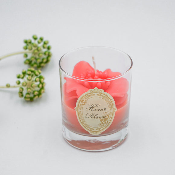 Rose Mellow Scented Container Candle