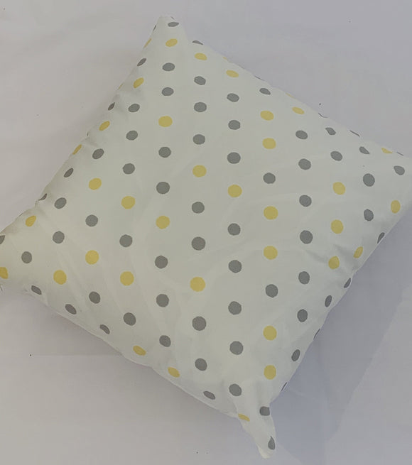 58605 Cushion Covers 45 x 45 cm Hidden Invisible Zip Pack of 2