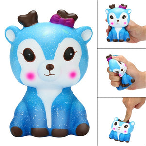 Toys For Children 1PCS Kawaii Cartoon Galaxy Deer