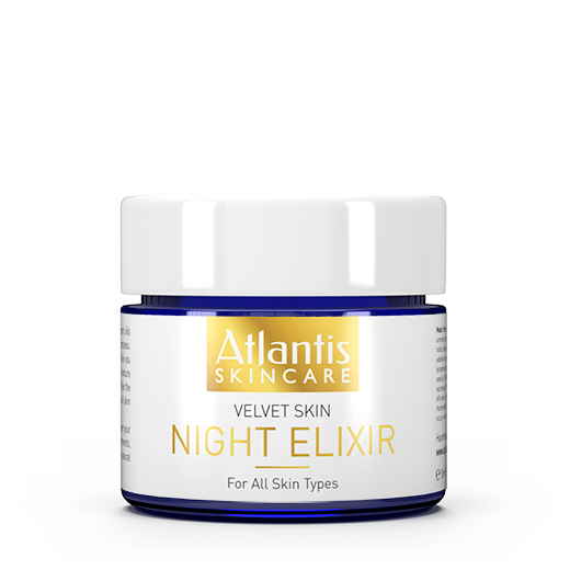 Atlantis Skincare Velvet Skin Night Elixir 50ml