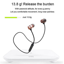 Load image into Gallery viewer, AWEI T11 Wireless Headphone Bluetooth Earphone