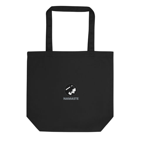 UNISEX D-G EMBROIDERED ECO TOTE BAG