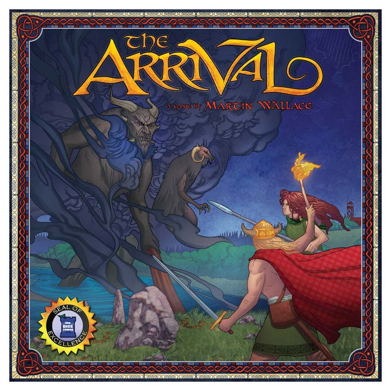 Cryptozoic The Arrival