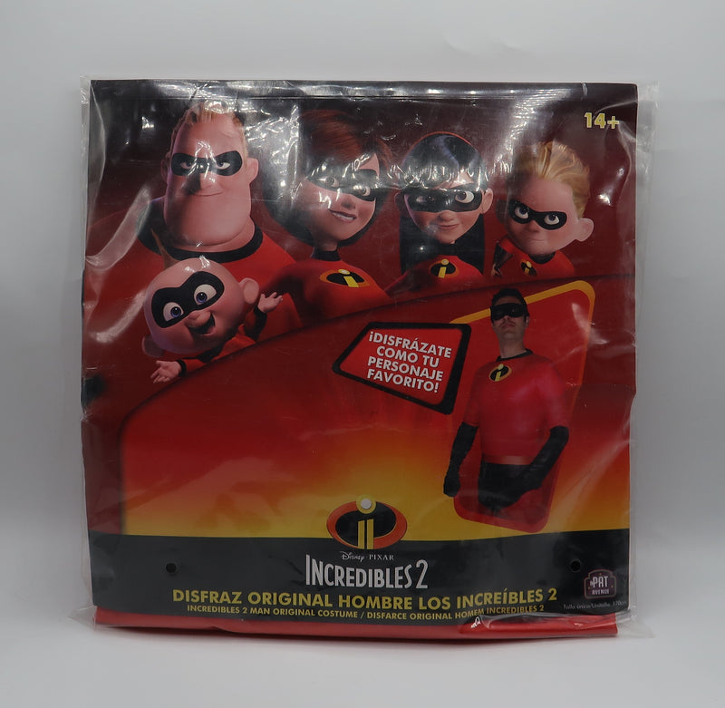 Disney-Costume The Incredíbles Mr Incredible