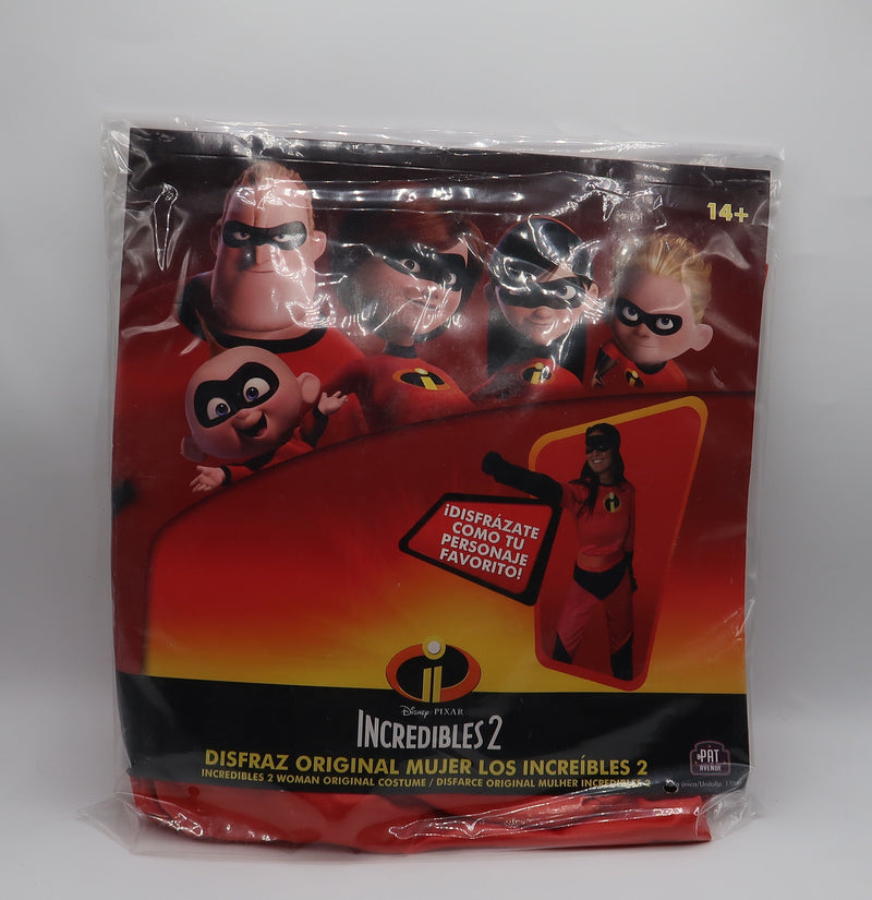 Disney-Costume The Incredíbles Mrs Incredible