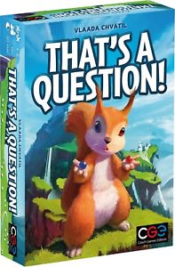 Thats A Question! Board Game