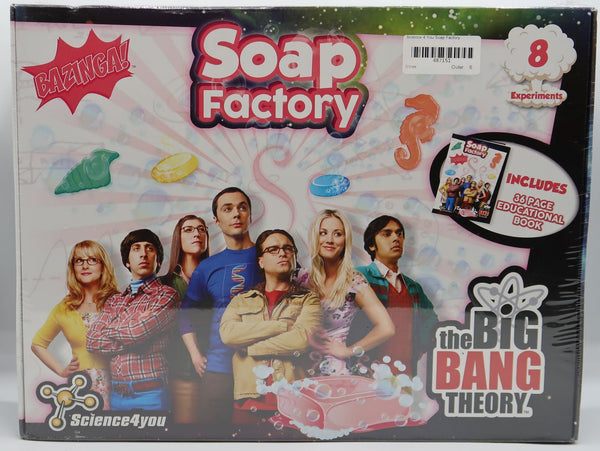 Science 4 You Soap Factory