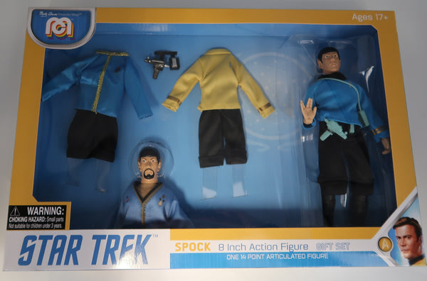 Mego-Star-Trek TOS Spock Gift Set