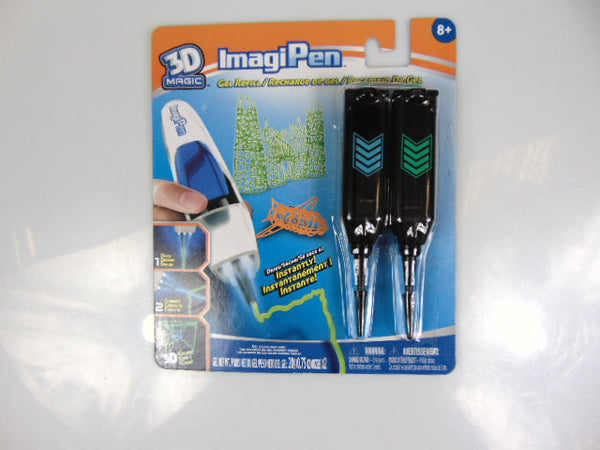 3D-Magic Imagi Pen Set (Refill 2pk only)