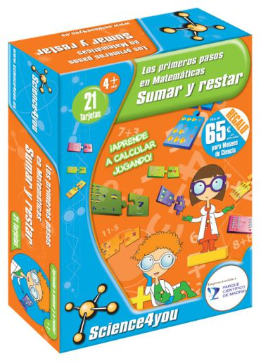 Science 4 You Mathematics Add and subtract ES