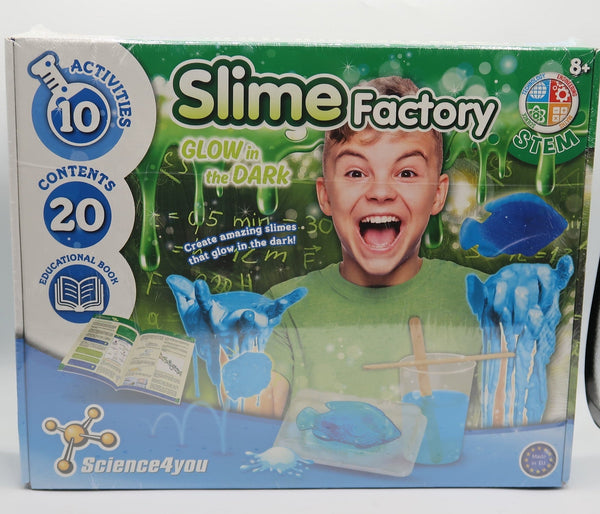 Science 4 You Slime Factory (50-00546)
