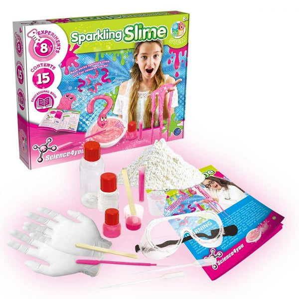 Science 4 You Sparkling Slime(50-00549)