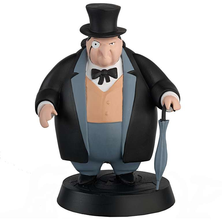 DC-Batman Animated Penguin