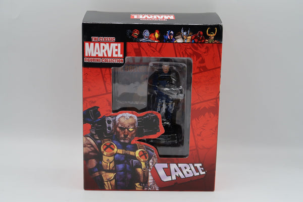 Marvel Figurines Cable