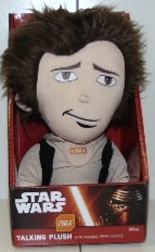 Star-Wars-Plush-Medium Talking Han Solo