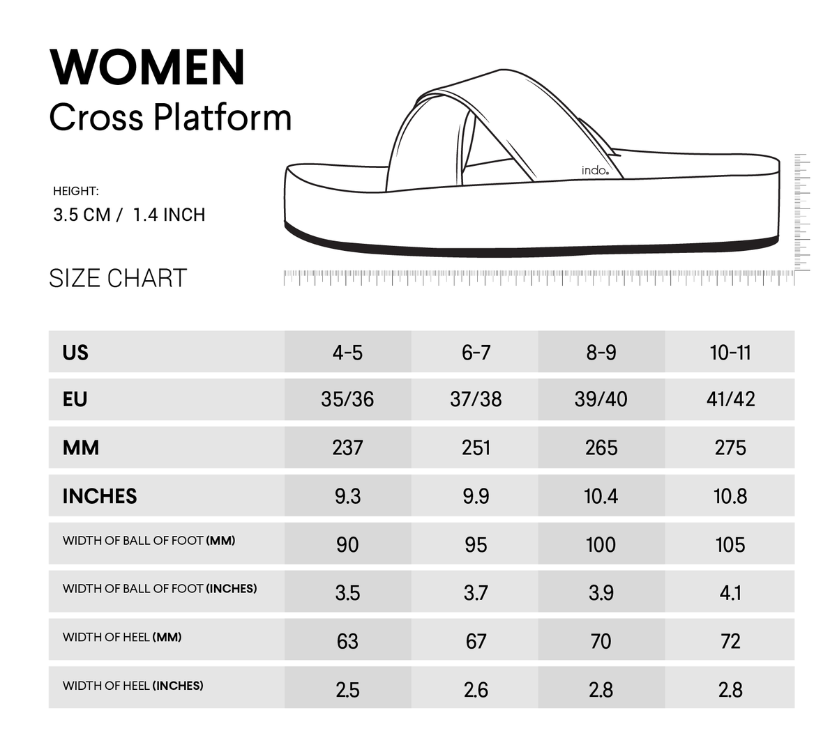 ESSNTLS Cross Platform Women Sea Salt
