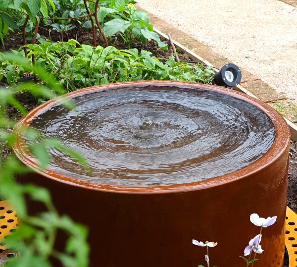 Load image into Gallery viewer, Brampton Corten Water Feature