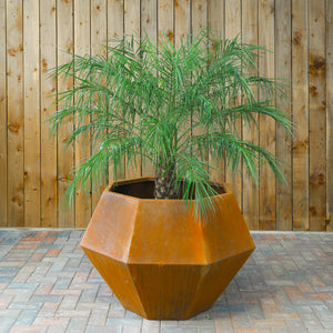 Brampton Large Hexaganol Planter