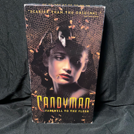 Candyman: Farewell to the Flesh (VHS)