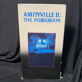Amityville II: The Possession (VHS)