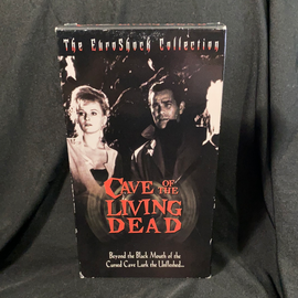 Cave of the Living Dead VHS)