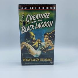 Creature From the Black Lagoon (VHS) New / Factory Sealed