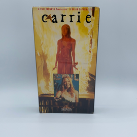Carrie (VHS) New / Factory Sealed