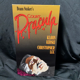 Count Dracula (VHS)