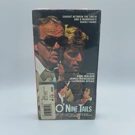 Cat O'Nine Tails (VHS) New / Factory Sealed