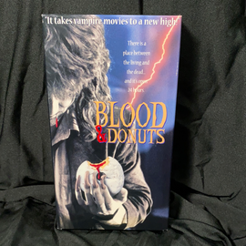 Blood and Donuts (VHS)
