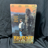 Bigfoot: The Unforgettable Encounter (VHS) New / Factory Sealed